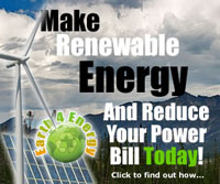 Easy way to make renewable energy